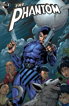 THE PHANTOM #17