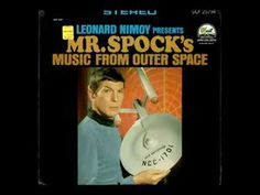 ▶ Leonard Nimoy - Star Trek Theme - YouTube