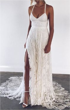 Beach Wedding Dresses (68)