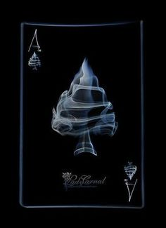 Ace of spades by LadyCarnal on DeviantArt Ace Of Spades Tattoo, Paper Journal, Spade Tattoo, Ace Card, Play Your Cards Right, Playing Cards Art, Totenkopf Tattoos, Joker Card, Smoke Art