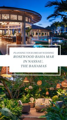 Hotel Wedding, Dream Wedding, Beach Honeymoon Destinations, Nassau Bahamas, Wedding Weekend, White Sand Beach, Unique Weddings, Dreaming Of You, Spa