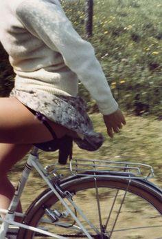 kitty-en-classe: Laurent Condominas, La bicyclette