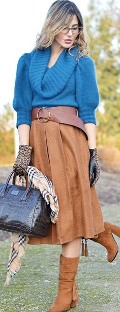 Country look For End Of Fall | Ma Petite By Ana #country