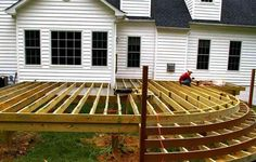 Deck Design, #backyardremodeling, exterior design