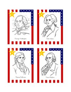 Celebrating President's Day can be so much fun with these 21 easy presidents day activities and crafts for kids. I've got free printables and templates for… Social Studies Activities, Teaching Social Studies, Kindergarten Activities, Learning Activities, Teaching History, Teaching Ideas, American Presidents, Presidents Day, American History
