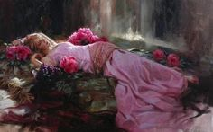 La influencia de Sargent: Richard S. Johnson In dreams