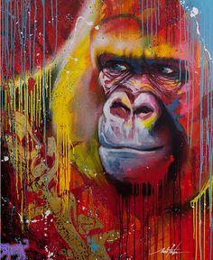NOE TWO Nacido en París, en 1974, NOE TWO es una de las figuras más conocidas del Graffiti francés.