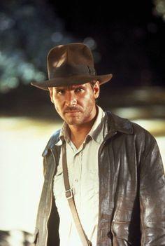 Indiana Jones Fedora, Harrison Ford Indiana Jones, Indiana Jones Films, Paul Freeman, Hat World, Henry Jones, Hero Movie, Adventure Movies, Portraits