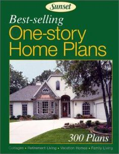 Best selling one-story home plans