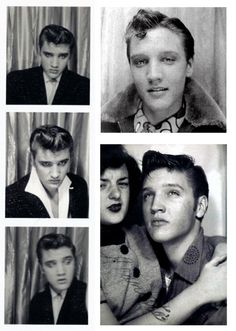 To be young...... Elvis is timeless