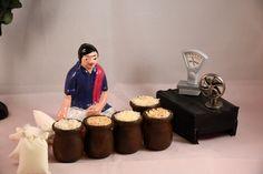 Rice Mandi  - (Golu 2015 - Santhai / Market)