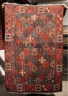 BALUCH RUG 94 x 140 cm Circa 1860 Khorassan David Sorgato