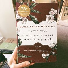 "Written in seven weeks while Zora Neale Hurston was in Haiti, ""Their Eyes Were Watching God"" is Hurston's most famous work, though she wrote other books and story collections including ""Mules and Men"" and ""Tell My Horse"". In 2018 ""Barracoon"" was published using interviews the author had conducted with Cudjo Lewis, one of the last known survivors of the Atlantic slave trade. She passed away in 1960, and was buried in an unmarked grave until author Alice Walker added a headstone in 1973… Book List Must Read, Zora Neale Hurston, List Challenges, Alice Walker, Life Changing Books, Book Aesthetic, My Horse, What To Read, Book Photography"