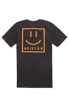 Brixton Smile T-Shirt #pacsun