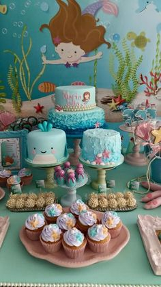 Encontrando Ideias: Festa Fundo do Mar!!: