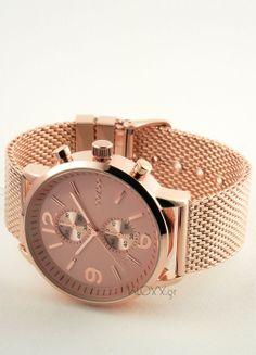 OOZOO timepieces rose gold stainless steel bracelet C6438 http://kloxx.gr/brands/brands-oozoo/oozoo-timepieces-rose-gold-stainless-steel-bracelet-c6438
