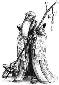 L5R Jurojin - Fortune of Longevity