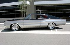 '67 Dodge Charger: Chip Foose Cars