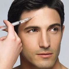 The article talks about Botox for men. It answers all important queries related to this technique such as what is Botox?, the safety of Botox, risks associated with Botox and its benefits. Cosmetic Treatments, Anti Aging Treatments, City Cosmetics, Relleno Facial, Summer Skin Care Tips, Botox Injections, Cosmetic Procedures, Dermal Fillers, Plastic Surgery