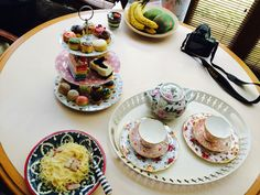 Tea Time?? yess photoshoot timee