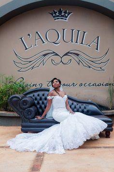 The Perfect Wedding at L'Aquila Johannesburg - Real Wedding Photos Stunning Wedding Dress  #weddingdress #bride #weddingphotos #weddings #africanweddings