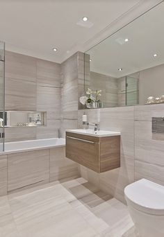 57 bathroom inspiration modern small ideas 50 - Home Design Ideas Bathroom Design Luxury, Bathroom Layout, Modern Bathroom Design, Bathroom Designs, Bathroom Ideas, Cozy Bathroom, Bathtub Ideas, Bath Design, Pinterest Bathroom