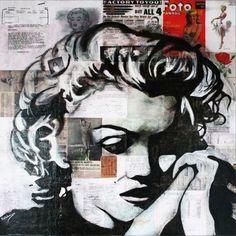 MARILYN MONROE « Memory »