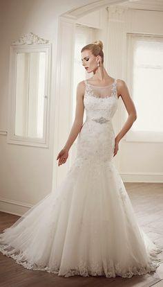 Elianna Moore 2014 Bridal Collection | bellethemagazine.com