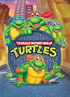Teenage Mutant Ninja Turtles: Volume One. Meet the Teenage Mutant Ninja Turtles, the most irreverent reptiles in the universe! These are the first classic animated episodes that tell the origination of Leonardo, Michaelangelo, Raphael and Donatello.