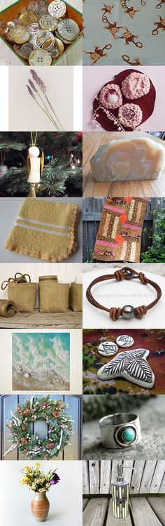 Gifts From Nature..On Etsy! by Susan Pitts on Etsy--Pinned with TreasuryPin.com