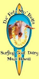 """Surfing Goat Dairy - tours to feed and milk the goats and taste all the yummy cheeses. (Saturdays 9am is the """"Grand Dairy Tour"""" where you get to herd, feed, and milk the goats and help make cheese. Reservations required)."""