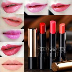 $2.50 1 Pc Super Lustrous Lipstick Magnificent Lip Gloss 12 Colors - BornPrettyStore.com