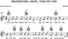 Druckansicht: Brüderchen, komm tanz mit mir - Liederbaum, Kinderlieder und Singspiele   Labbé Verlag