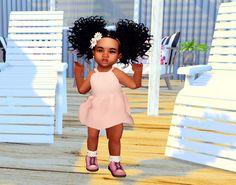 The Sims 4 Pc, Sims Cc, Sims 4 Nails, Sims 4 Toddler Clothes, Sims 4 Black Hair, Sims Baby, Sims 4 Children, Sims4 Clothes, Sims 4 Clothing