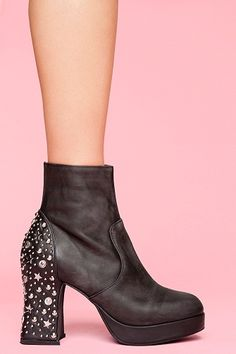 Jeffrey Campbell - Orion Studded Boots - Nasty Gal