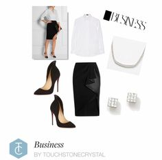 Style Tip #5 by Swarovski's number 1 division, Touchstone Crystal!!!!