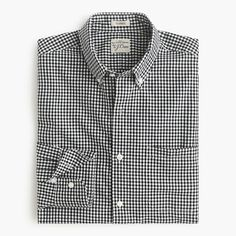 The new and improved version of our Secret Wash shirt that we first launched in 2005. While we still can't tell you the secret, we can tell you about the new split back yoke, rounded pockets and chambray at the gussets and plackets—all inspired by classically tailored dress shirts. Bonus: You can now monogram the pockets too. If you were a fan of our Secret Wash shirts before, you're really going to love the new styles. <ul><li>Slim fit, cut more narrowly through the body and…