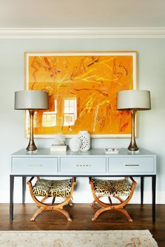 3 Completely Perfect Color Combinations We Don't See Nearly Enough | Apartment Therapy
