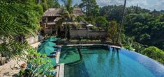 7 Infinity Pools Ubud, Infinity Pools Bali
