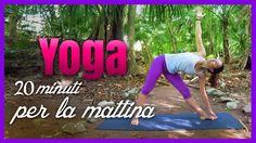 20 min di energia per iniziare la giornata! #Yoga #Vinyasa