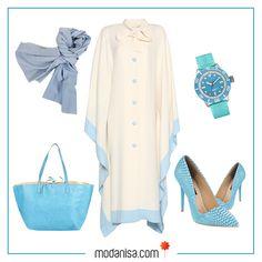 Rahat ve Şık Tesettür Giyim Kombinleri