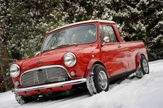 Wanted - 1969 Mini Pick-Up - Now that's what you call a mini truck!!! I love it!!