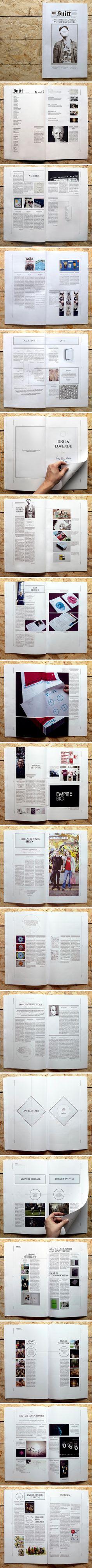 Snitt Magazine / Kristian Allen Larsen