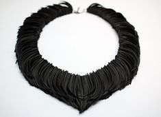 1mind1 111 1mindegy bike inner tube innertube jewellery necklace trashion fashion urban style necklace | 1MinD1