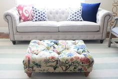 How to Mix Fabric Patterns Successfully - #homedecor #designing #fabric #patterns