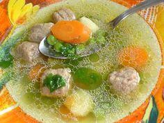 Egy finom Zöldborsóleves májgaluskával ebédre vagy vacsorára? Zöldborsóleves májgaluskával Receptek a Mindmegette.hu Recept gyűjteményében!