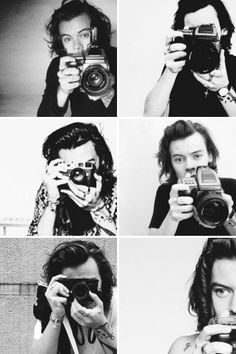 if you're feeling down, just look at this picture of Harry. Just imagine him taking a picture of you because he thinks you're beautiful :)