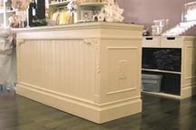 Interior Decorations - Store Display Fixtures - Shabby Chic - Retail Display Fixtures