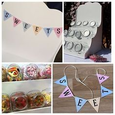 Pick & Mix Sweet Stand HIRE Wedding/Party £45 (SOUTHPORT Merseyside/Lancashire)