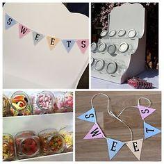 Pick & Mix Sweet Stand HIRE Wedding/Party £45 (SOUTHPORT Merseyside/Lancashire)